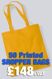 50 x Westford Mill Bag For Life Deal