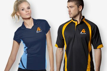 Sportswear that can be customised