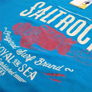 photo of Salt Rock t-shirt print