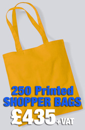 250 x Westford Mill Bag For Life Deal